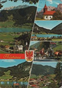 Österreich - Österreich - Thiersee - u.a. Hinterthiersee - 1974