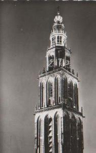 Niederlande - Niederlande - Groningen - Lichtstad Martinitoren - 1959