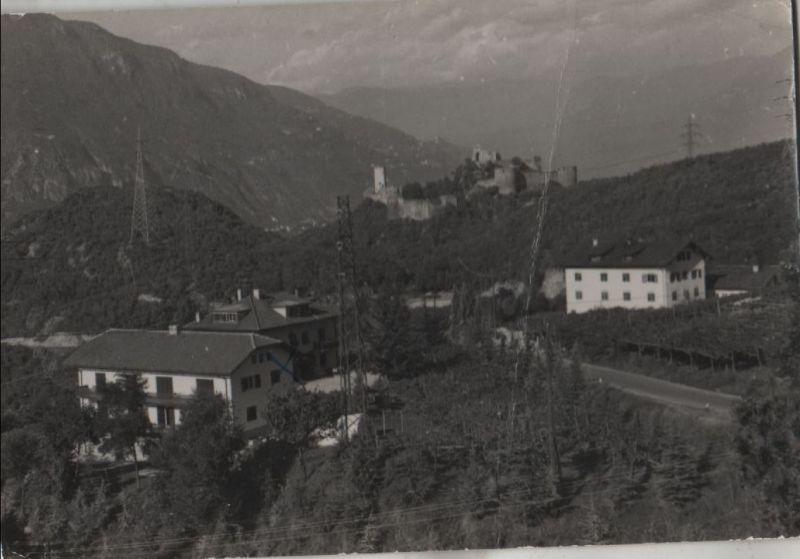 Italien - Italien - Frangarto - Frangart - Haus an der Etsch - ca. 1965