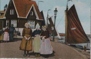 Niederlande - Niederlande - Volendam - ca. 1965