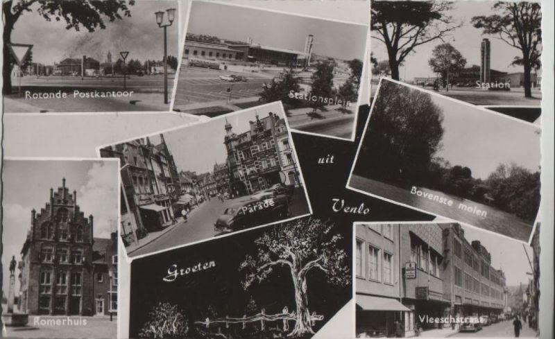 Niederlande - Niederlande - Venlo - u.a. Station - 1961