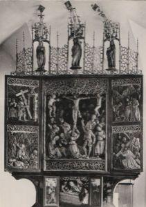 Österreich - Österreich - Gebertsham - Altar in Pfarre Lochem - ca. 1960