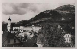 Österreich - Österreich - Bludenz - vom Montafonerhof - ca. 1955