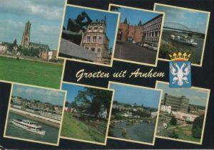 Niederlande - Niederlande - Arnheim - Arnhem - 8 Teilbilder - 1991