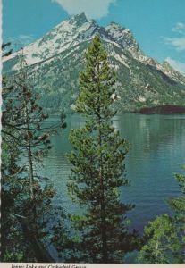 USA - USA - Jenny Lake - ca. 1975