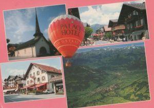 Schweiz - Schweiz - Gstaad - 4 Teilbilder - 1994