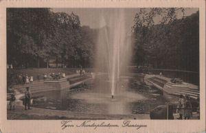 Niederlande - Niederlande - Groningen - Vyver Noorderplantsoen - 1913