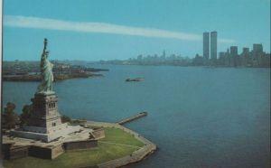 USA - USA - New York City - Statue of Liberty - ca. 1970