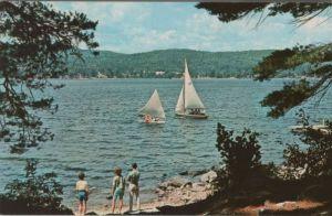 USA - USA - Arindock - On Scenic Schroon Lake - 1972