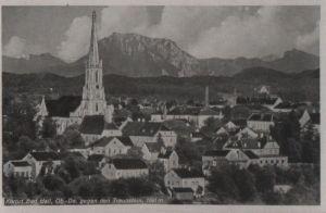 Österreich - Österreich - Bad Hall - gegen den Traunstein - ca. 1940