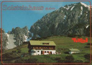 Österreich - Österreich - Zirl - Solsteinhaus - ca. 1980