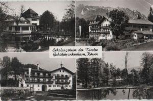 Österreich - Österreich - Kössen - Erholungsheim Tiroler Gebietskrankenkasse - ca. 1965