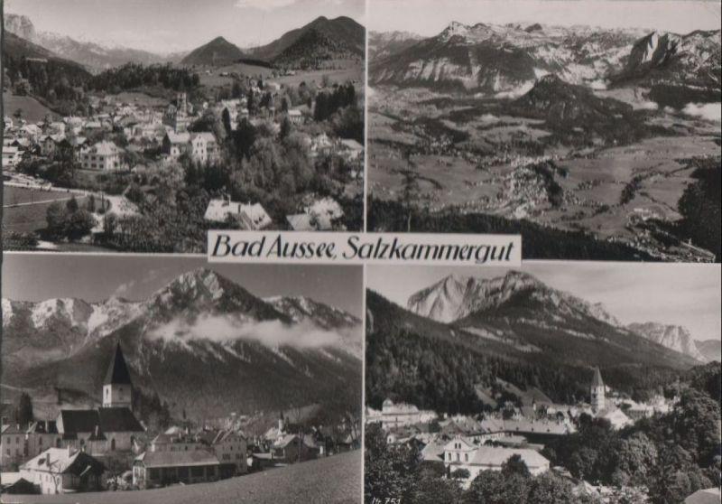 Österreich - Österreich - Bad Aussee - mit 4 Bildern - ca. 1960