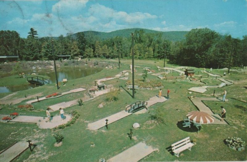 USA - USA - Schroon Lake - Miniaturgolf - 1970