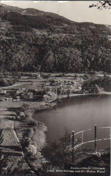 Österreich - Österreich - Döbriach - am Millstättersee - 1963