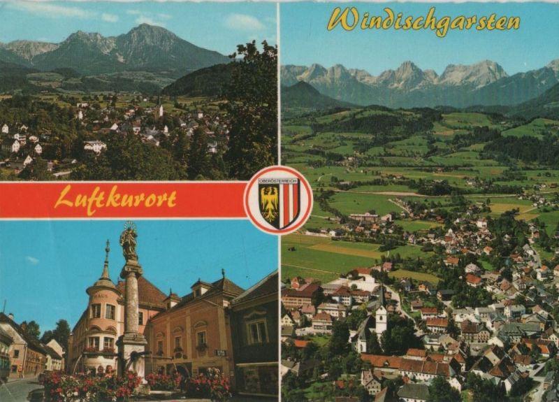 Österreich - Österreich - Windischgarsten - 3 Teilbilder - ca. 1980
