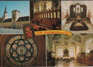 Österreich - Österreich - Heiligenkreuz - Stift, u.a. Glasfenster im Kapitelsaal - 1987