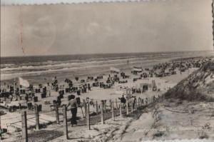 Niederlande - Niederlande - Zandvoort - Strandgezicht - 1958