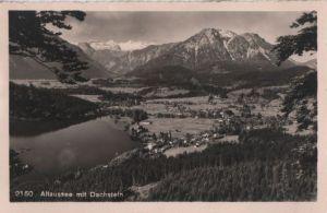 Österreich - Österreich - Altaussee - mit Dachstein - ca. 1955