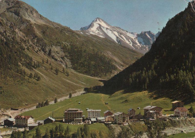 Schweiz - Schweiz - Samnaun - mit Muttler - 1965
