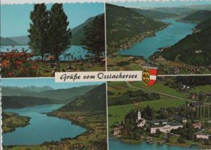 Österreich - Österreich - Ossiacher See - u.a. mit Burgruine Landskron - 1976