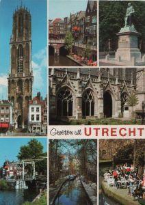 Niederlande - Niederlande - Utrecht - mit 7 Bildern - 1990