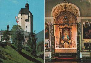 Österreich - Schweiz - Mariastein - Schloß und Wallfahrtskirche - ca. 1980