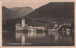 Österreich - Österreich - St. Wolfgang - mit dem Schafberg - 1941