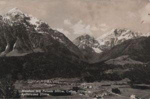 Österreich - Österreich - Mauthen - mit Polinik - 1939