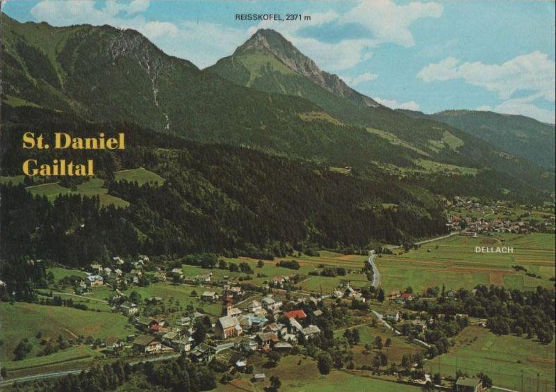 Österreich - Österreich - Sankt Daniel - im Gailtal - ca. 1980