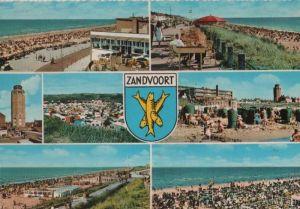 Niederlande - Niederlande - Zandvoort - 7 Teilbilder - 1969
