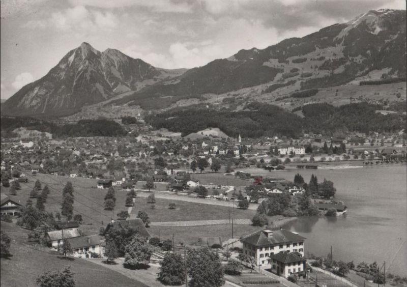 Schweiz - Schweiz - Sarnen - mit Stanserhorn - 1964