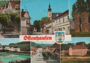 Österreich - Österreich - Offenhausen - u.a. Schloß Würting - 1972