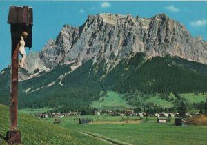 Österreich - Österreich - Ehrwald - mit Zugspitze - ca. 1980