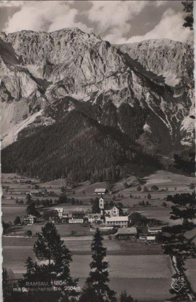 Österreich - Österreich - Ramsau - mit Scheichenspitze - 1954