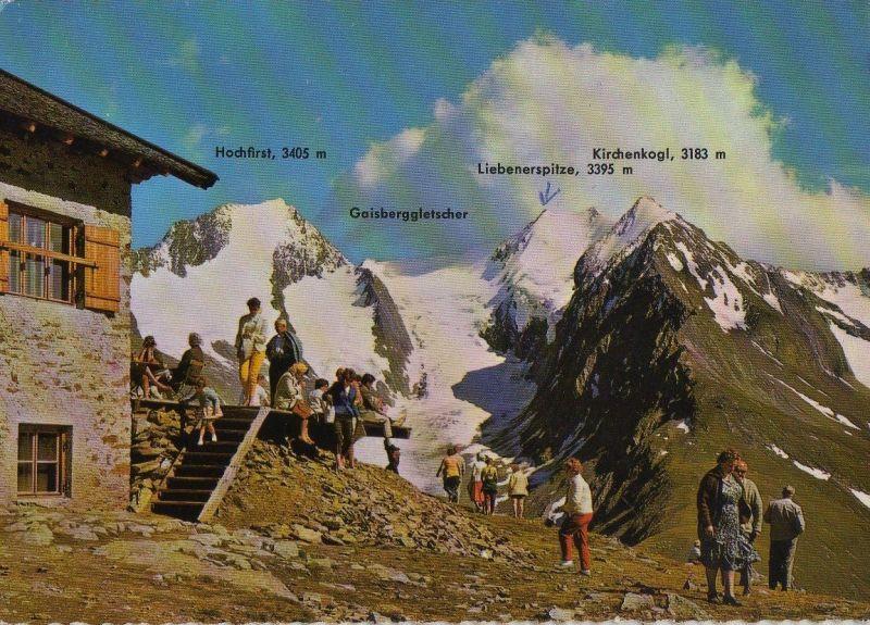 Österreich - Österreich - Sölden, Obergurgl - Gletscherhäusl - 1966