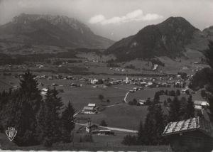 Österreich - Österreich - Kössen - gegen Zahmen Kaiser - ca. 1965