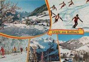 Österreich - Österreich - Rußbach - Skiparadies - ca. 1975