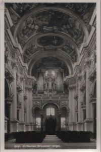Österreich - Österreich - Sankt Florian - Bruckner-Orgel - ca. 1950