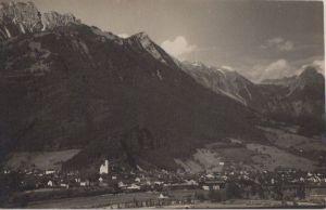 Österreich - Österreich - Bludenz - mit Katzenköpfe und Rogelskopf - ca. 1950