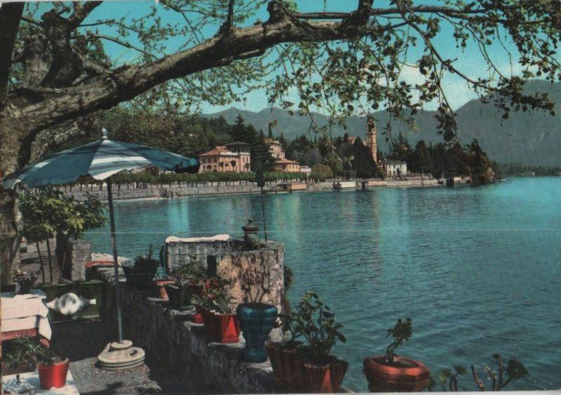 Italien Italien Comer See Lago Di Como Tremezzo 1963 Nr