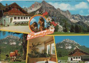 Österreich - Österreich - Ramsau - Alpengasthof bachlalm - ca. 1980