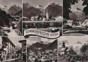 Österreich - Österreich - Lofer - 6 Teilbilder - ca. 1965