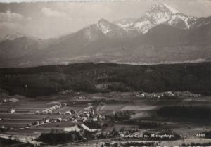 Österreich - Österreich - Maria Gail - mit Mittagskogel - 1968