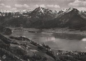 Österreich - Österreich - St. Wolfgang - gesehen von der Fahrt zum Schafberg - 1959