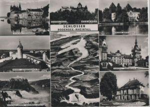 Schweiz - Schweiz - Schweiz - Schlösser, z.B. Schloss Gottlieben - ca. 1965