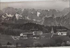Österreich - Österreich - Bad Dürrnberg - mit Untersberg - ca. 1960