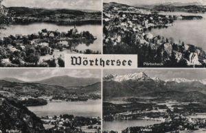 Österreich - Österreich - Wörthersee - u.a. Reifnitz - 1958