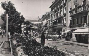 Österreich - Österreich - Lienz - Stadtplatz - 1959