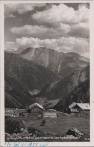 Österreich - Österreich - Mallnitz - Jamnighütte - 1974